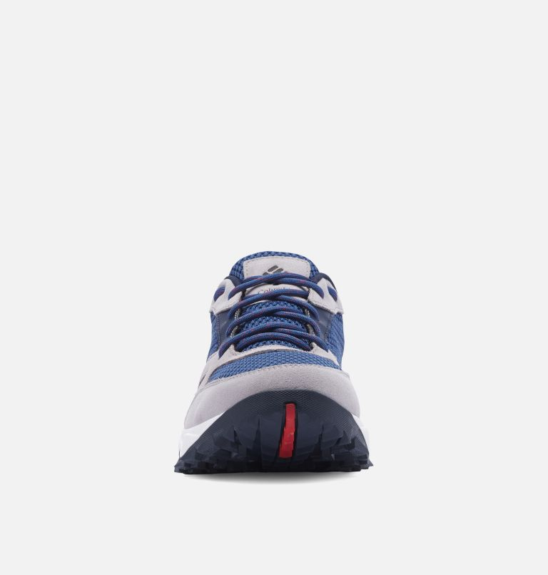 IVO TRAIL™ BREEZE   469   13 Men's Ivo Trail™ Breeze Shoe, Carbon, Rust Red, toe
