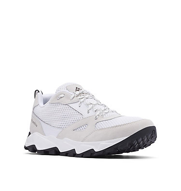 Men's Ivo Trail™ Breeze Shoe – Wide IVO TRAIL™ BREEZE WIDE | 010 | 10, White, Black, 3/4 front