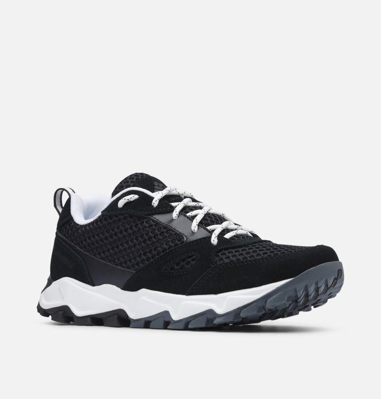 IVO TRAIL™ BREEZE   010   10 Women's Ivo Trail™ Breeze Shoe, Black, White, 3/4 front