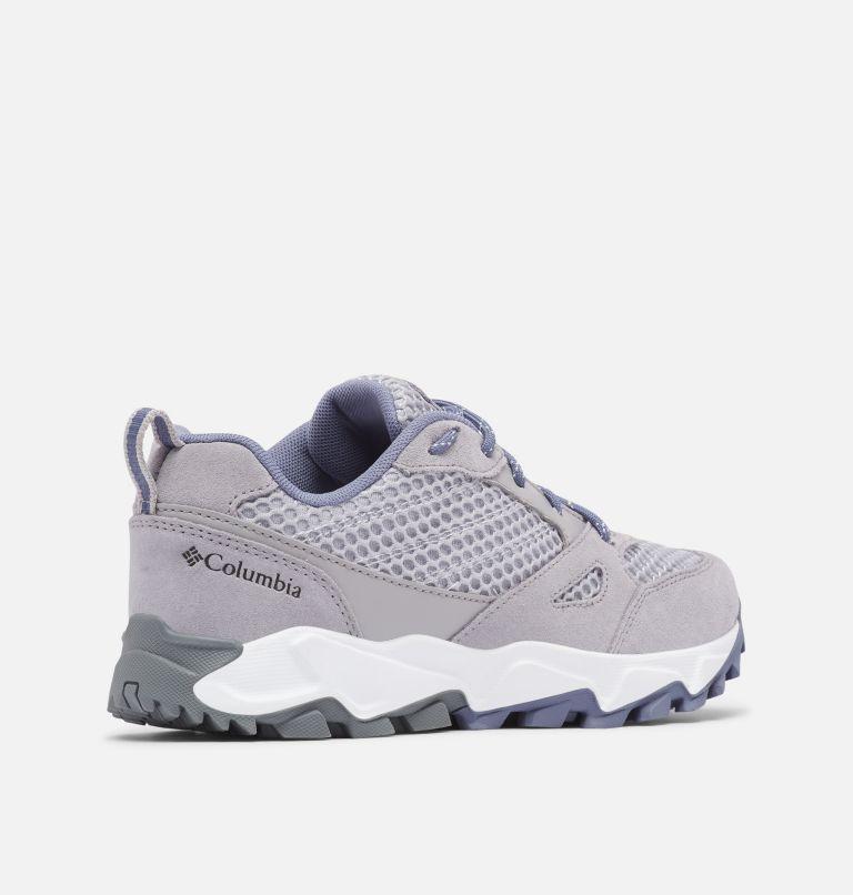 IVO TRAIL™ BREEZE   063   8.5 Women's Ivo Trail™ Breeze Shoe, Grey Ice, New Moon, 3/4 back
