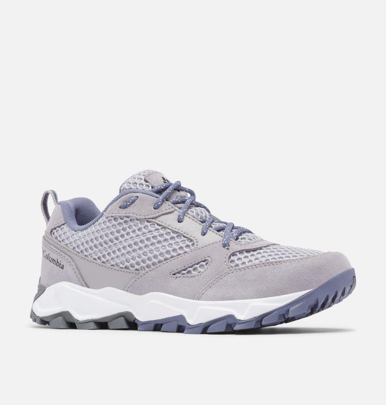 IVO TRAIL™ BREEZE   063   8.5 Women's Ivo Trail™ Breeze Shoe, Grey Ice, New Moon, 3/4 front