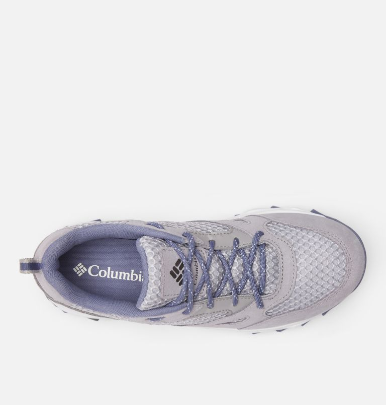 IVO TRAIL™ BREEZE   063   8.5 Women's Ivo Trail™ Breeze Shoe, Grey Ice, New Moon, top