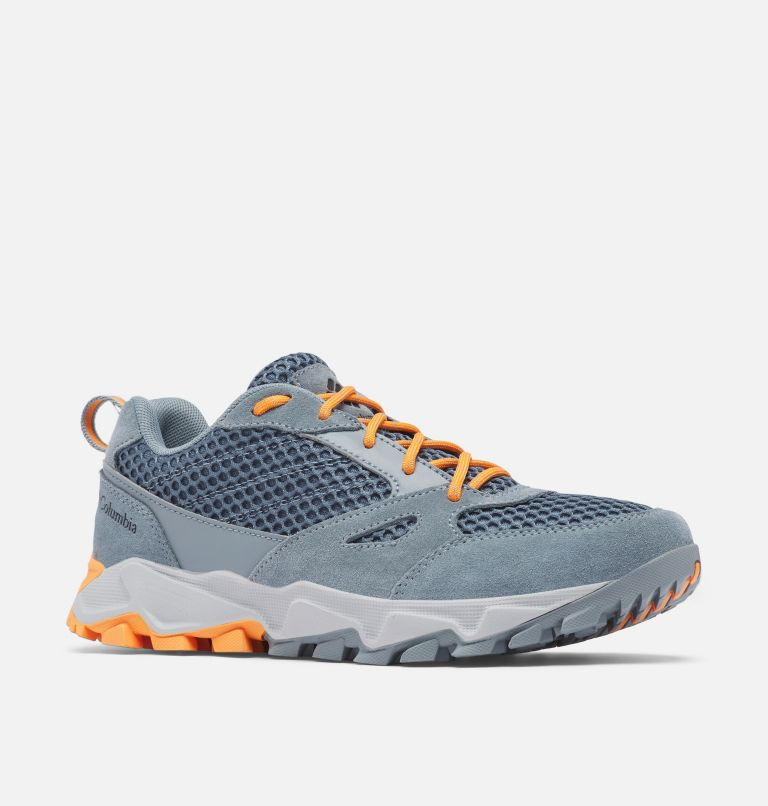 IVO TRAIL™ BREEZE | 408 | 8.5 Women's Ivo Trail™ Breeze Shoe, Mercury, Koi, 3/4 front