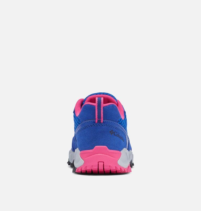 IVO TRAIL™ BREEZE | 410 | 8.5 Women's Ivo Trail™ Breeze Shoe, Cobalt Blue, Haute Pink, back
