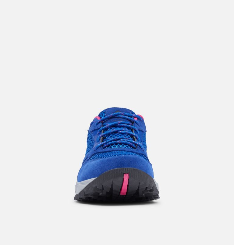 IVO TRAIL™ BREEZE | 410 | 7.5 Women's Ivo Trail™ Breeze Shoe, Cobalt Blue, Haute Pink, toe