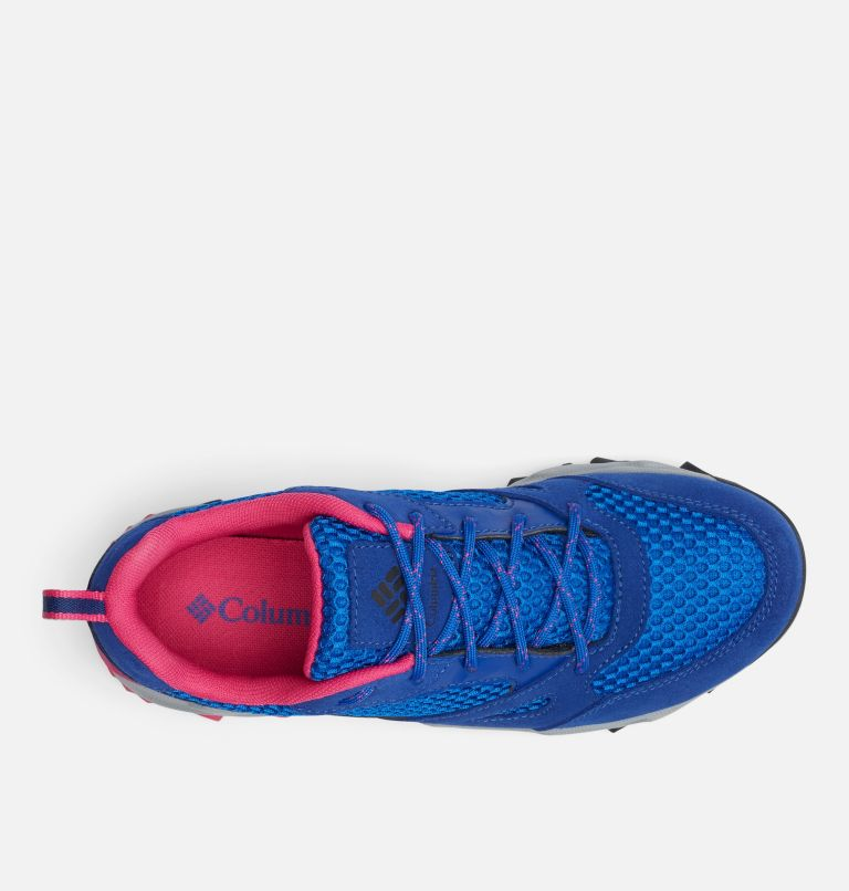 IVO TRAIL™ BREEZE | 410 | 7.5 Women's Ivo Trail™ Breeze Shoe, Cobalt Blue, Haute Pink, top
