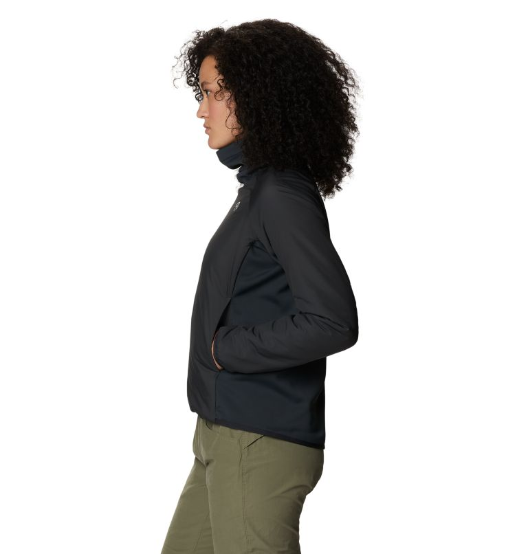 Kor™ Strata Pullover | 004 | M Women's Kor Strata™ Pullover, Dark Storm, a1