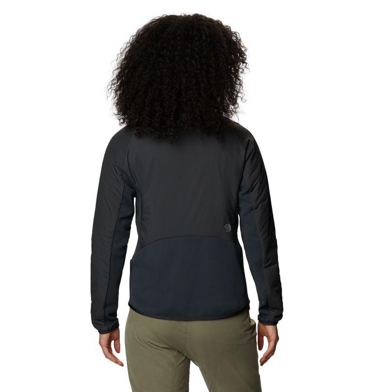 Kor™ Strata Pullover | 004 | M Women's Kor Strata™ Pullover, Dark Storm, back