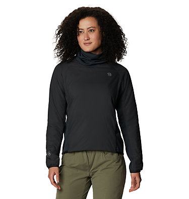 Women's Kor Strata™ Pullover Kor™ Strata Pullover   004   L, Dark Storm, front