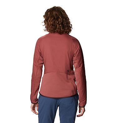 Women's Kor Strata™ Pullover Kor™ Strata Pullover   004   L, Washed Rock, back