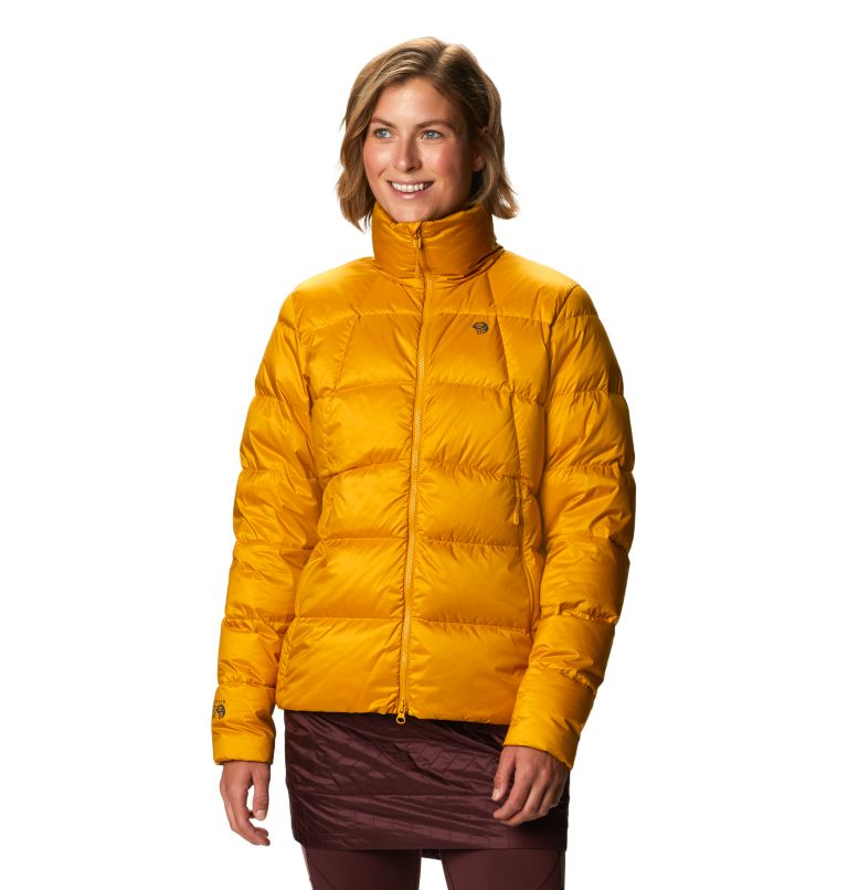 Rhea Ridge/2™ Jacket | 750 | XL Women's Rhea Ridge/2™ Jacket, Gold Hour, front