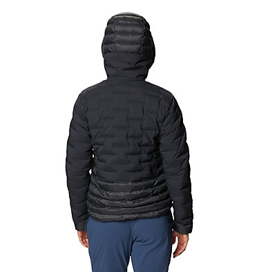 Women's Super/DS™ Stretchdown Hybrid Jacket Super/DS™ Hybrid Jacket | 253 | L, Dark Storm, back