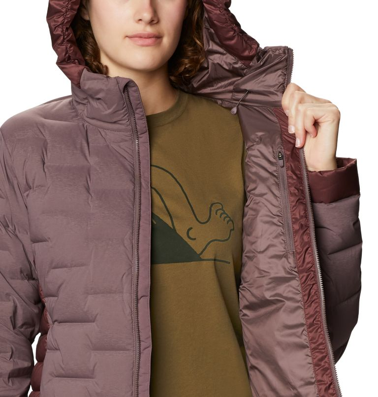 Women's Super/DS™ Stretchdown Hybrid Hooded Jacket Women's Super/DS™ Stretchdown Hybrid Hooded Jacket, a3