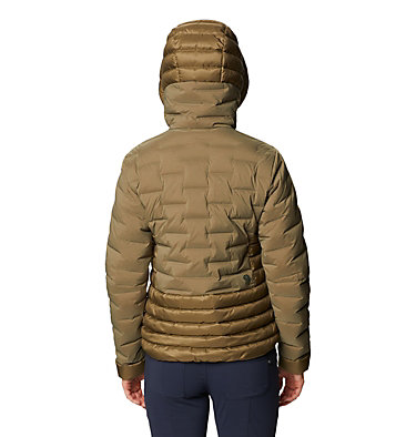 Women's Super/DS™ Stretchdown Hybrid Jacket Super/DS™ Hybrid Jacket | 253 | L, Raw Clay, back