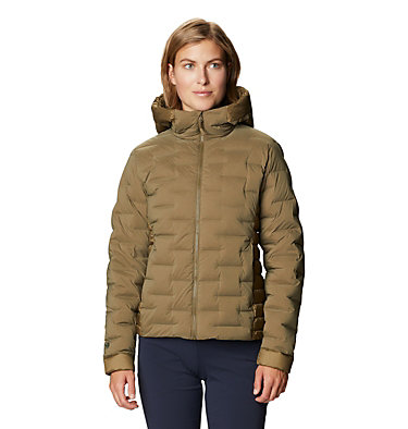 Women's Super/DS™ Stretchdown Hybrid Jacket Super/DS™ Hybrid Jacket | 253 | L, Raw Clay, front