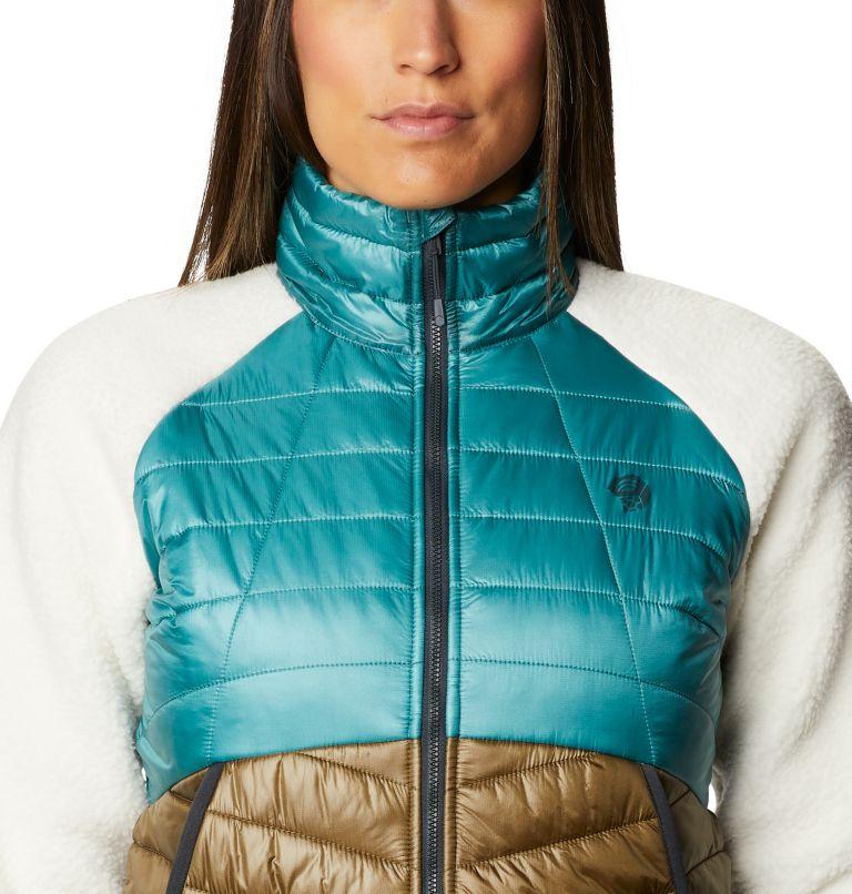 Altius Hybrid W Jkt | 447 | XL Women's Altius Hybrid Jacket, Washed Turq, a2