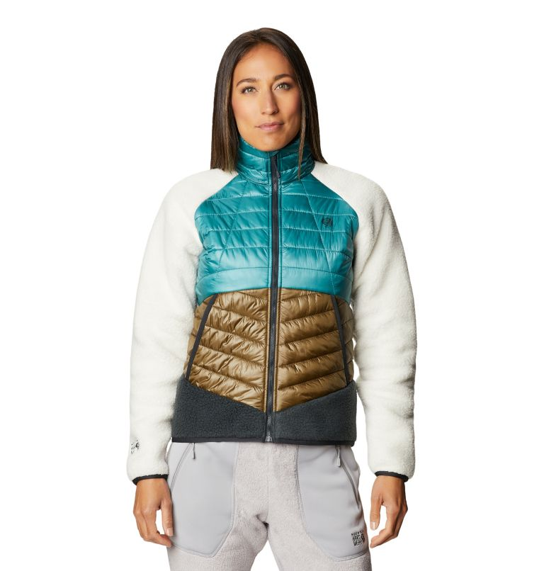 Women's Altius Hybrid Jacket Women's Altius Hybrid Jacket, front
