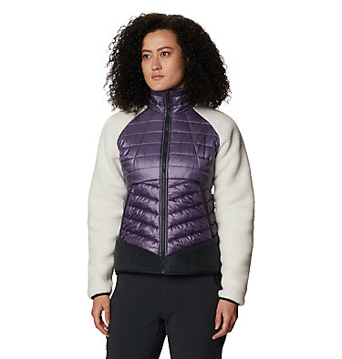 Women's Altius Hybrid Jacket Altius Hybrid W Jkt | 643 | L, Dusted Sky, front