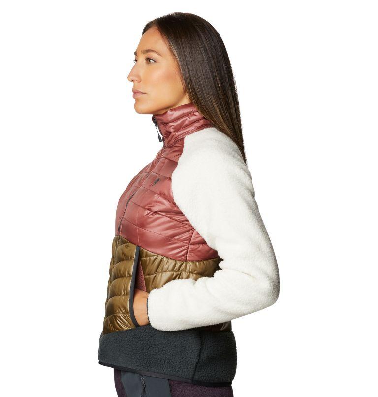 Altius Hybrid W Jkt | 643 | S Women's Altius Hybrid Jacket, Clay Earth, a1
