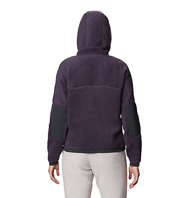 Women's Southpass™ Fleece Hoody Southpass™ Fleece Hoody | 629 | M, Blurple, back
