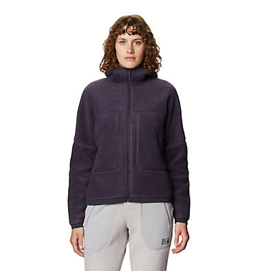 Women's Southpass™ Fleece Hoody Southpass™ Fleece Hoody | 629 | M, Blurple, front