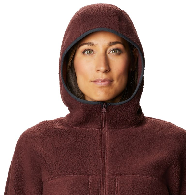 Southpass™ Fleece Hoody | 629 | L Women's Southpass™ Fleece Hoody, Washed Raisin, a2