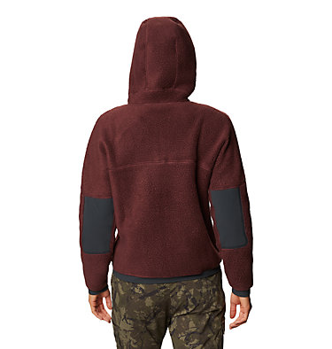 Chandail à capuchon Southpass™ Fleece Femme Southpass™ Fleece Hoody | 629 | M, Washed Raisin, back