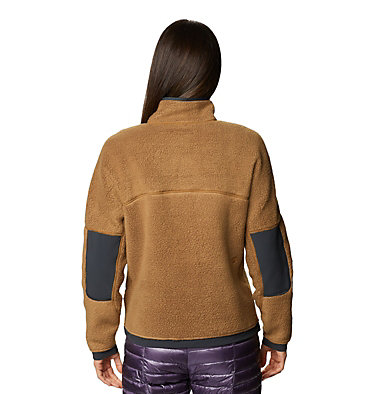 Women's Southpass™ Fleece Pullover Southpass™ Fleece Pullover | 629 | L, Golden Brown, back