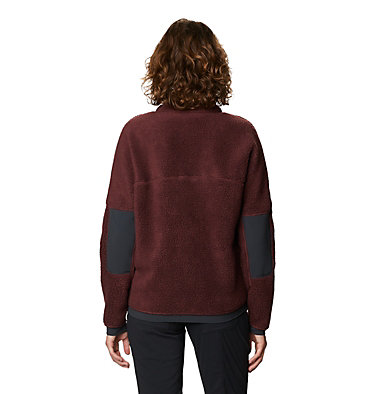 Women's Southpass™ Fleece Pullover Southpass™ Fleece Pullover | 629 | L, Washed Raisin, back