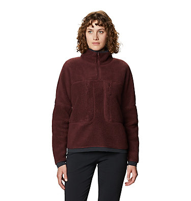 Women's Southpass™ Fleece Pullover Southpass™ Fleece Pullover | 629 | L, Washed Raisin, front