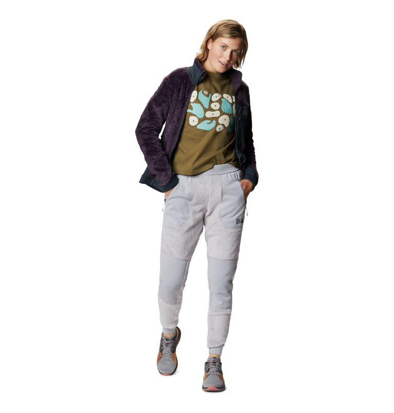 Monkey Fleece™ Pant | 055 | M Women's Polartec® High Loft™ Pant, Light Dunes, a9