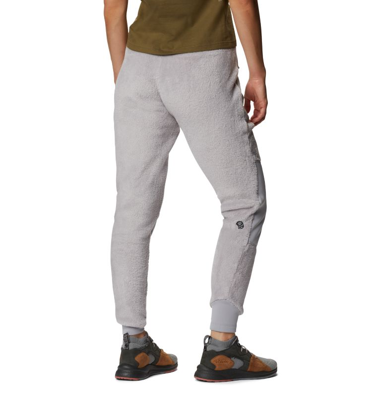 Monkey Fleece™ Pant | 055 | M Women's Polartec® High Loft™ Pant, Light Dunes, back