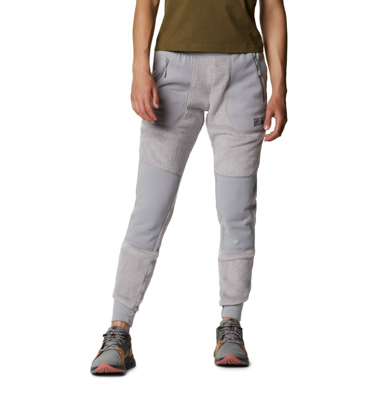Monkey Fleece™ Pant | 055 | M Women's Polartec® High Loft™ Pant, Light Dunes, front
