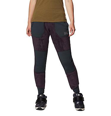 Women's Polartec High Loft™ Pant Monkey Fleece™ Pant | 055 | L, Blurple, front