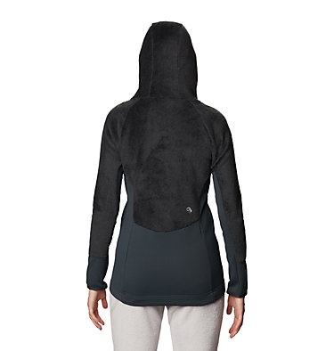 Women's Polartec High Loft™ Hoody Monkey Fleece™ Hoody | 055 | M, Dark Storm, back