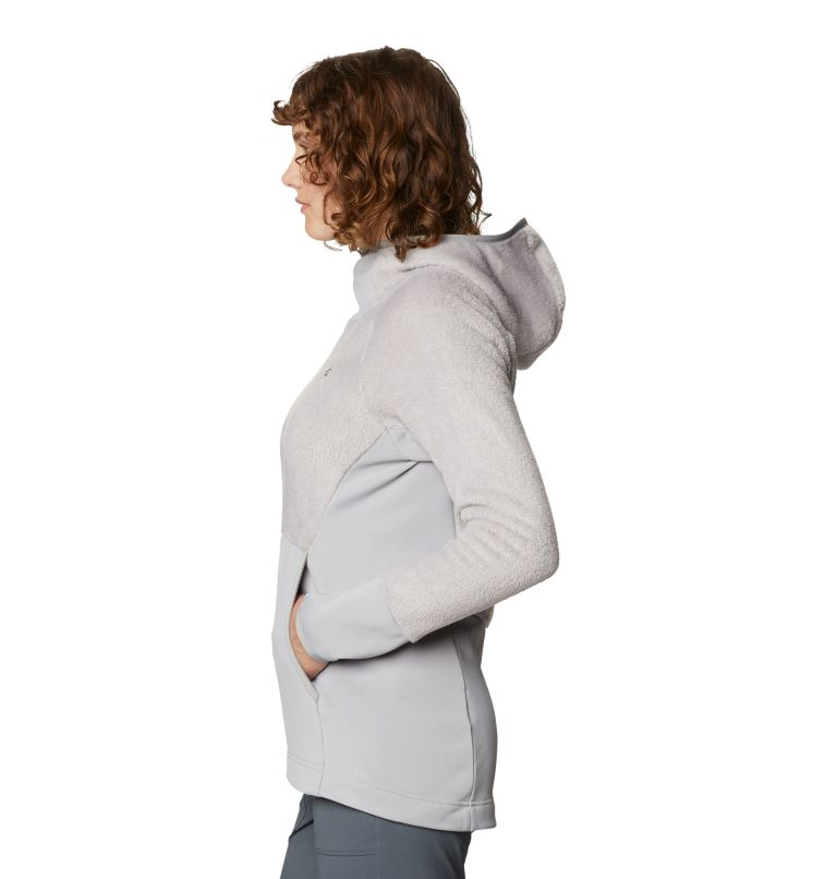 Monkey Fleece™ Hoody | 055 | XL Women's Polartec® High Loft™ Hoody, Light Dunes, a1