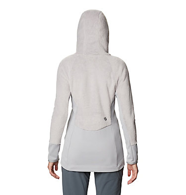 Women's Polartec High Loft™ Hoody Monkey Fleece™ Hoody | 055 | M, Light Dunes, back