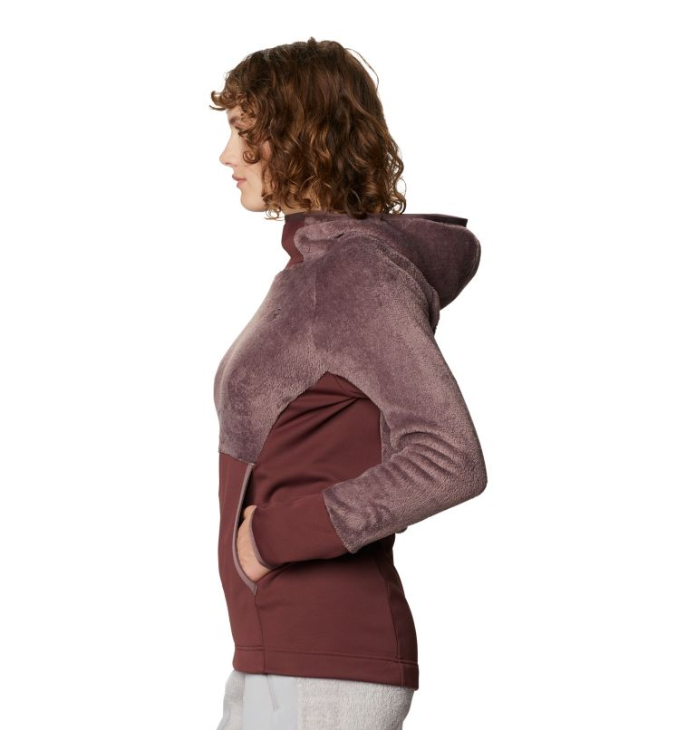 Monkey Fleece™ Hoody | 249 | L Women's Polartec® High Loft™ Hoody, Warm Ash, a1