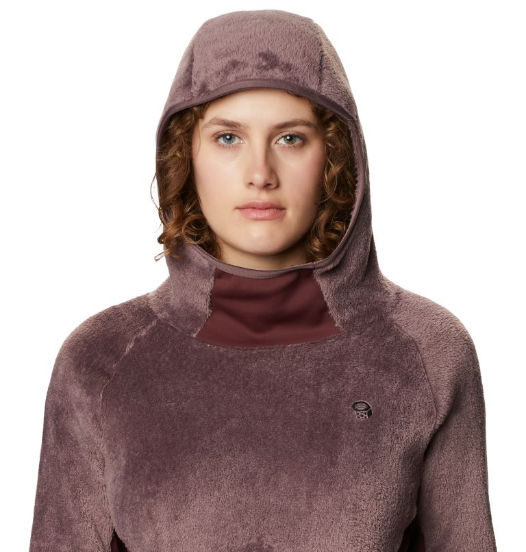 Monkey Fleece™ Hoody | 249 | L Women's Polartec® High Loft™ Hoody, Warm Ash, a2