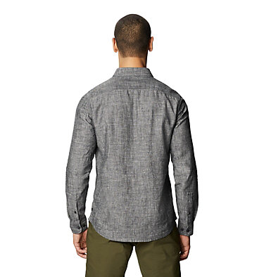 Men's Piney Creek™ Long Sleeve Shirt Piney Creek™ Long Sleeve Shirt | 004 | L, Dark Storm, back