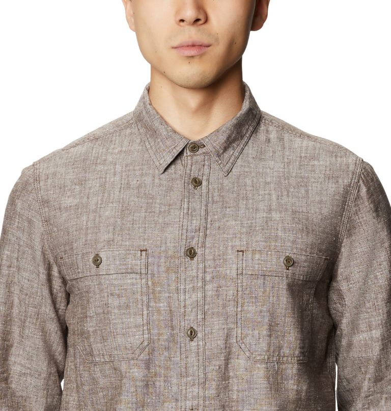 Piney Creek™ Long Sleeve Shirt | 201 | L Chemise à manches longues Piney Creek™ Homme, Dark Shale, a2
