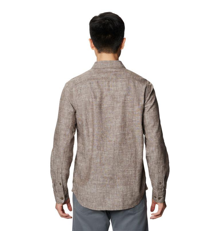 Piney Creek™ Long Sleeve Shirt | 201 | L Chemise à manches longues Piney Creek™ Homme, Dark Shale, back