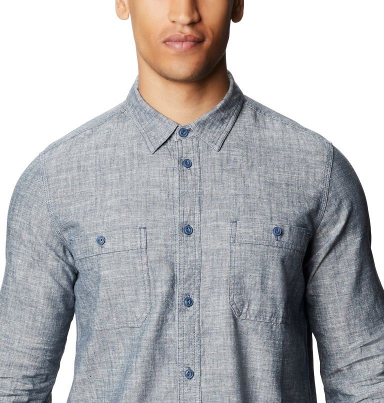 Piney Creek™ Long Sleeve Shirt | 492 | XXL Men's Piney Creek™ Long Sleeve Shirt, Zinc, a2