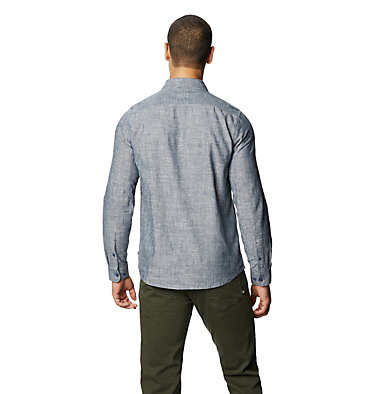 Men's Piney Creek™ Long Sleeve Shirt Piney Creek™ Long Sleeve Shirt | 004 | L, Zinc, back