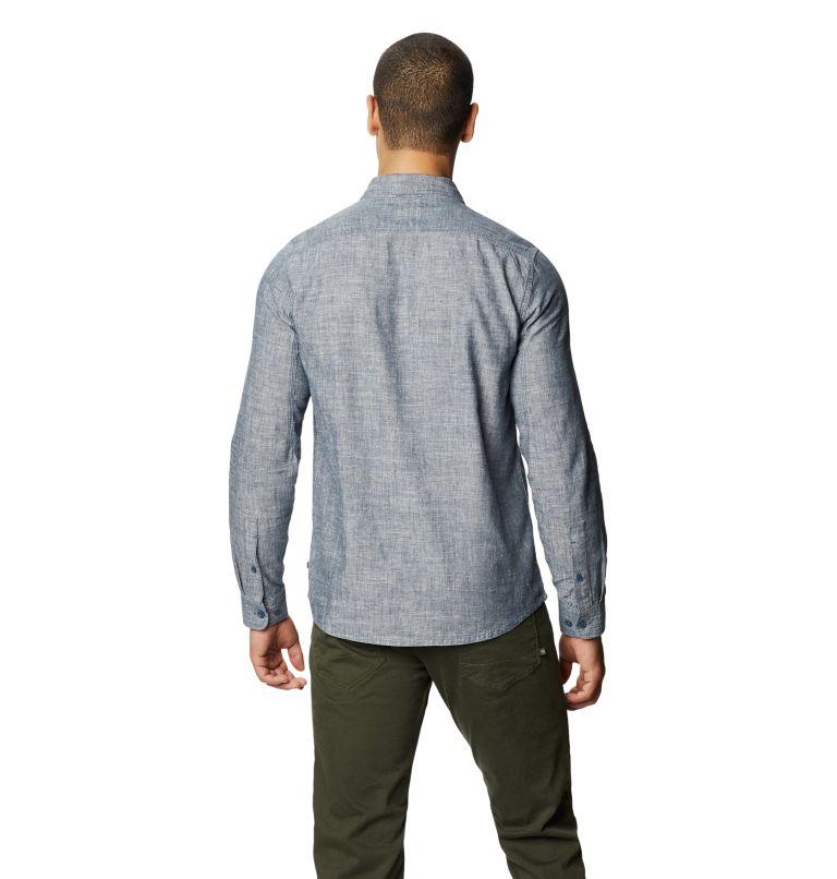 Piney Creek™ Long Sleeve Shirt | 492 | XXL Men's Piney Creek™ Long Sleeve Shirt, Zinc, back