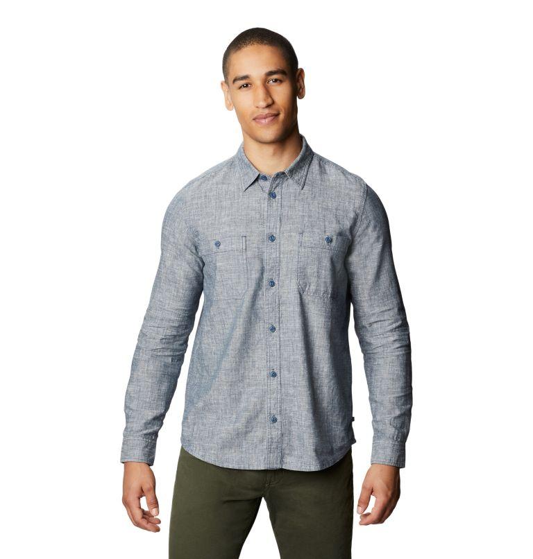 Piney Creek™ Long Sleeve Shirt | 492 | XXL Men's Piney Creek™ Long Sleeve Shirt, Zinc, front
