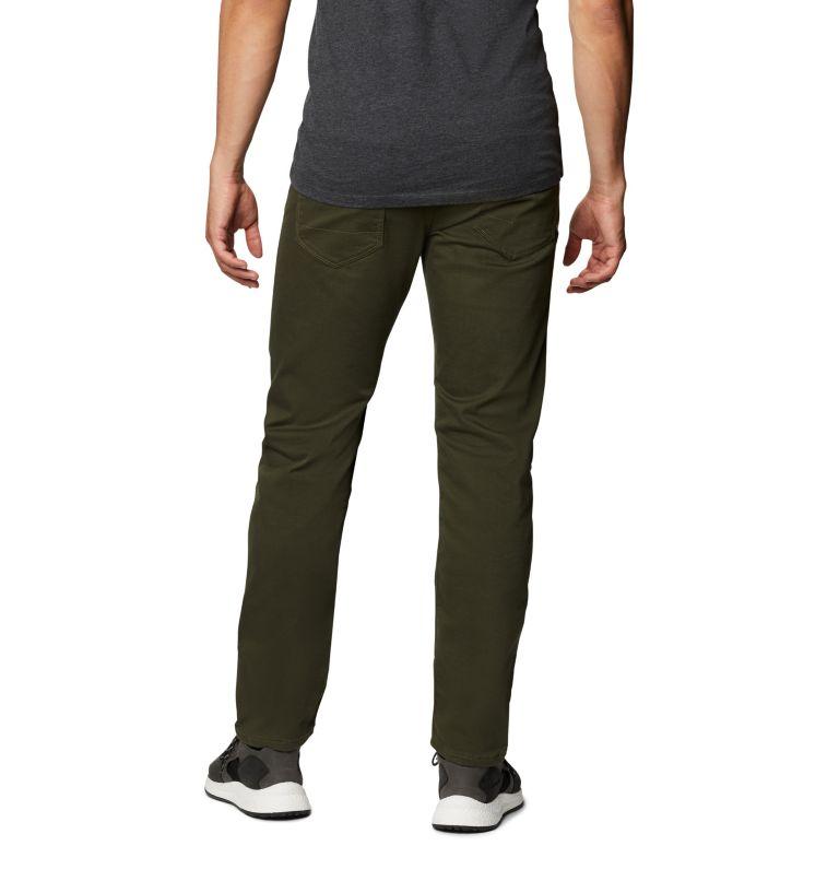 Tutka™ Warm Pant | 304 | 30 Men's Tutka™ Warm Pant, Dark Army, back