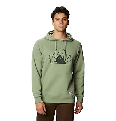 Chandail à capuchon Mountain Legs™ Homme Mountain Legs™ Hoody | 750 | L, Field, front