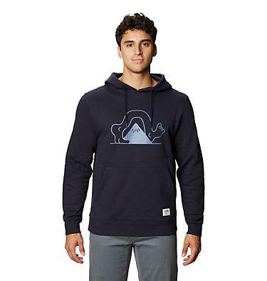 Men's Mountain Legs™ Hoody Mountain Legs™ Hoody | 750 | L, Dark Zinc, front