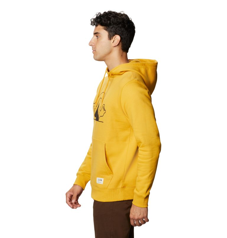Mountain Legs™ Hoody | 750 | L Men's Mountain Legs™ Hoody, Gold Hour, a1